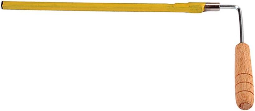 H HILABEE Truss Rod Adjustment 230mm Length With L Wrench For Mandolin Ukulele