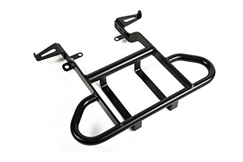 XFR - Extreme Fabrication Aluminum Cooler Rack Grab Bar Yamaha YFZ450R (2009-2018) High Gloss Black Finish XFR - Extreme Fabrication Racing