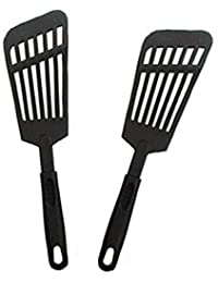 Acquisition 2-Pack Nylon 12-Inch Slotted Turner\Spatula by Update International saleoff