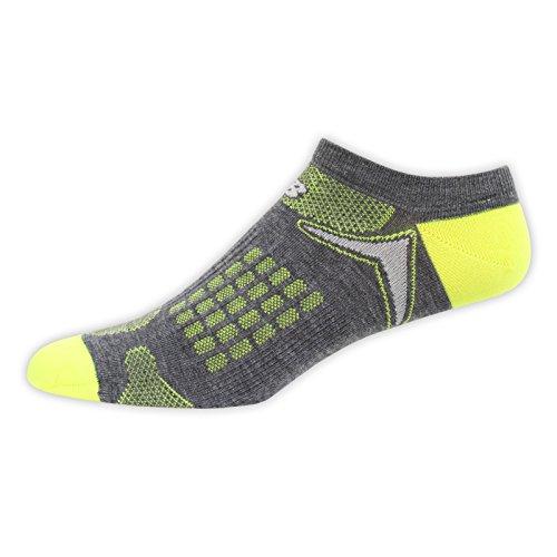New Balance Unisex 1 Pack NBX Hydrotec No Show Socks,Medium,