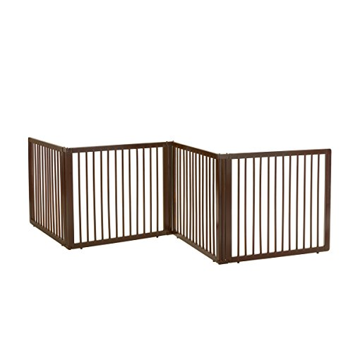 Wooden Pet Room Divider