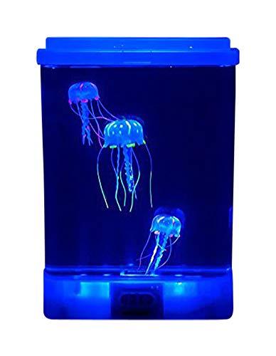 Illuminated Jellyfish Aquarium Mood Lamp by Playlearn