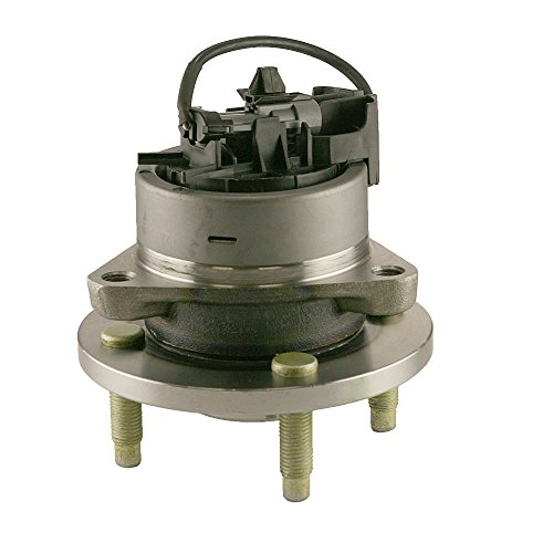 513204 x 1 Hub Assembly Brand New Front Left Or Right Side ( 4-Wheel ABS 4 Lug ) Fit 05 - 10 CHEVY COBALT , 07 - 10 PONTIAC G5 , 05 - 06 PONTIAC PURSUIT , 03 - 07 SATURN ION