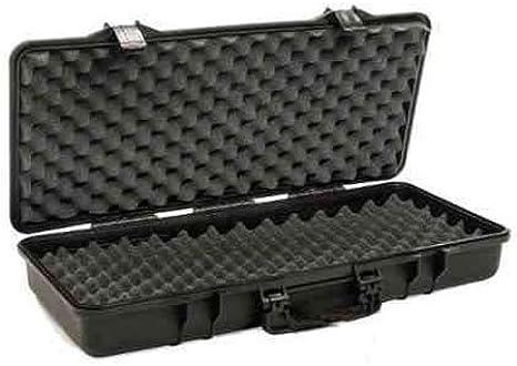 Estuche para armas SRC Airsoft BB Rifle Funda de plástico Airsoft Gun Carry Case 41 pulgadas (105 cm): Amazon.es: Deportes y aire libre