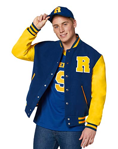 Spirit Halloween Riverdale Varsity Jacket - Archie Comics -