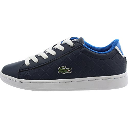 417 Navy 1 Evo Trainers Carnaby Lacoste Infant Synthetic PxCqaw