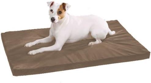 Slumber Pet Memory Foam Pet Bed – Warm Sand