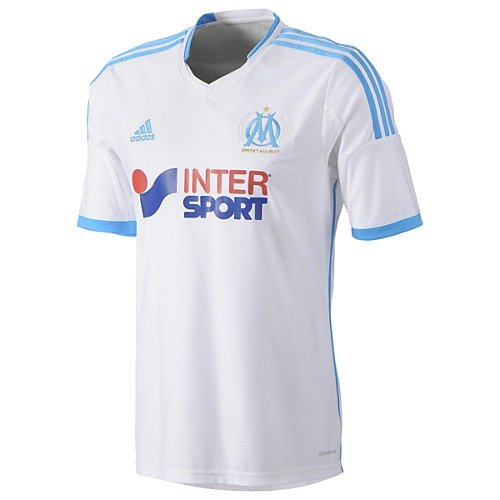 fan products of adidas Olympique Marseille Home Jersey (S)