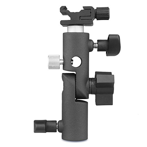 Neewer Photo Studio Light Practical Design Varos II BG Durable Umbrella Holder (Manfrotto Flash Bracket)