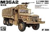 truck 1 35 - M-35A2 6x6 2-1/2-Ton Cargo Truck 1-35 AFV Club