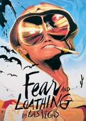 Movies Posters: Fear And Loathing In Las Vegas - Movie cm Poster Print