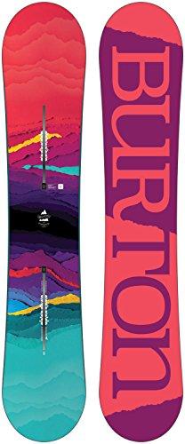 Burton Feelgood Flying V Snowboard Womens Sz 149cm