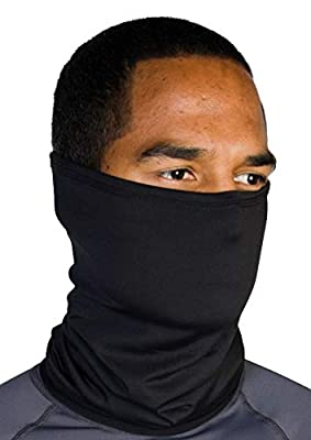 WindRider UPF 50+ Ultimate Protection Neck Gaiter, Facemask, Headband, Scarf - Great Sun Protection in The Summer and Winter - for Fishing, Sailing, Skiing All Summer and Winter Sports