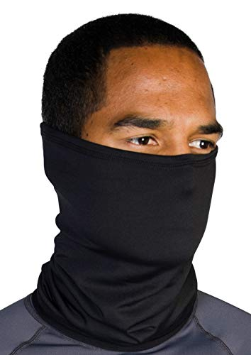 WindRider UPF 50+ Ultimate UV Protection Neck Gaiter, Facemask, Headband, Scarf - Great Sun Protection in The Summer and Winter - for Fishing, Sailing, Skiing All Summer and Winter Sports from WindRider