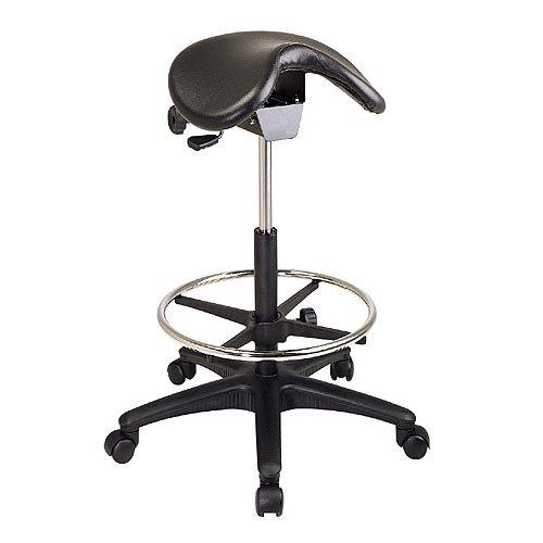 OSPST205 – Office Star ST205 Backless Saddle Seat Stool