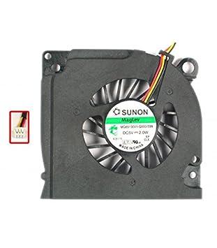 Portatilmovil - Ventilador CPU para PORTÁTIL DELL INSPIRON 1525 1526 1545 1546 Latitude D630: Amazon.es: Electrónica