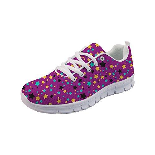 Color Zapatillas 6 Showudesigns Para Mujer YRxHq