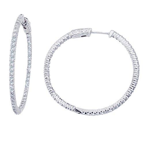 14k-white-gold-210-ct-35-mm-secure-lock-hoop-earrings
