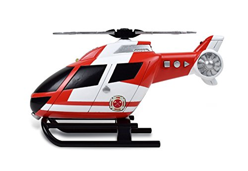 (Maxx Action Light & Sound Rescue Vehicle Toy Helicopter (Colors & Styles May Vary))