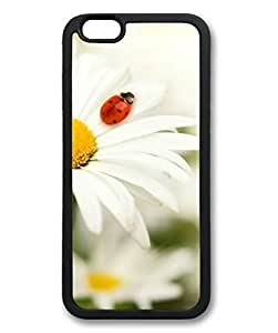 Daisy Flower Theme Case Cover For LG G3 Case Hard Material inch)
