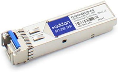 AddOn EdgecorE ET3203-BX20D Compatible SFP Transceiver