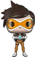 Funko Pop! Games: Overwatch Action Figure - Tracer