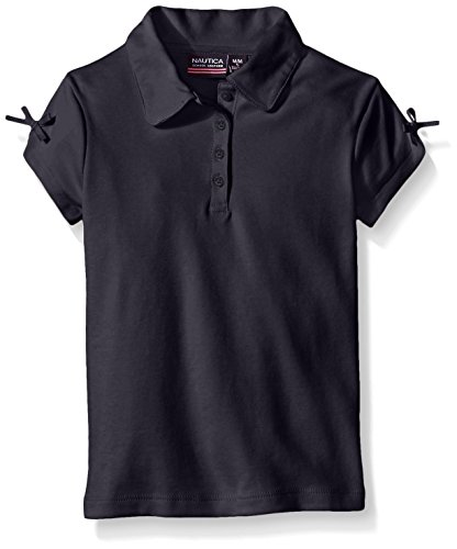Nautica Uniform Sleeve Stitch Collar