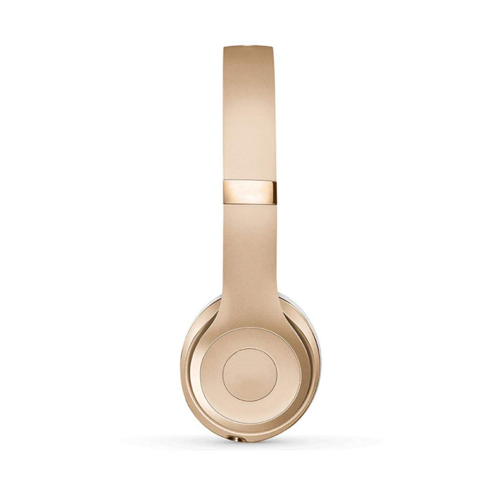 NOCTIC Over Ear Bluetooth Headphones Wireless Headphones, Wireless Headphones with Deep Bass, Fast Charge 15H Playtime for Travel Work TV PC-Gold