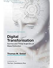 Digital Transformation: Survive and Thrive in an Era of Mass Extinction
