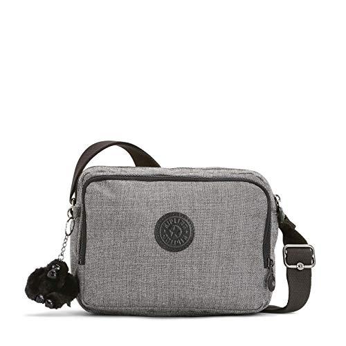 Grigio Silen Kipling Grey cotton Tracolla Borse A Donna 8AwCTqw
