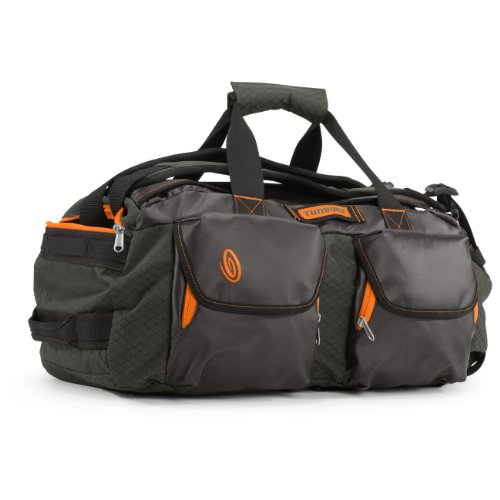 Timbuk2 Navigator Duffel Bag, Carbon/Carbon Ripstop, (Escapade Backpack)