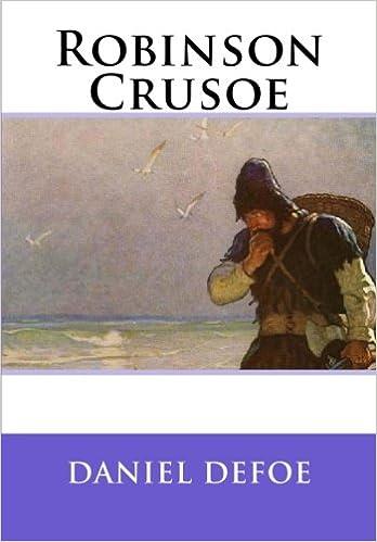 Daniel Defoe - Robinson Crusoe Audiobook