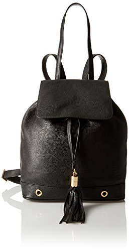 MILLY Astor Back pack, Black, One Size by MILLY