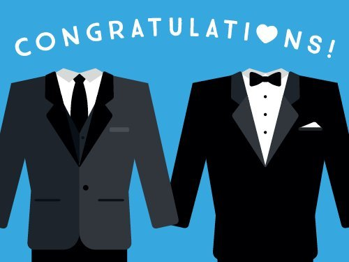 Two tuxes gift card link image