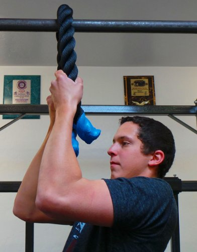 - Pull up Rope - Chin up Rope (2 inch diameter)