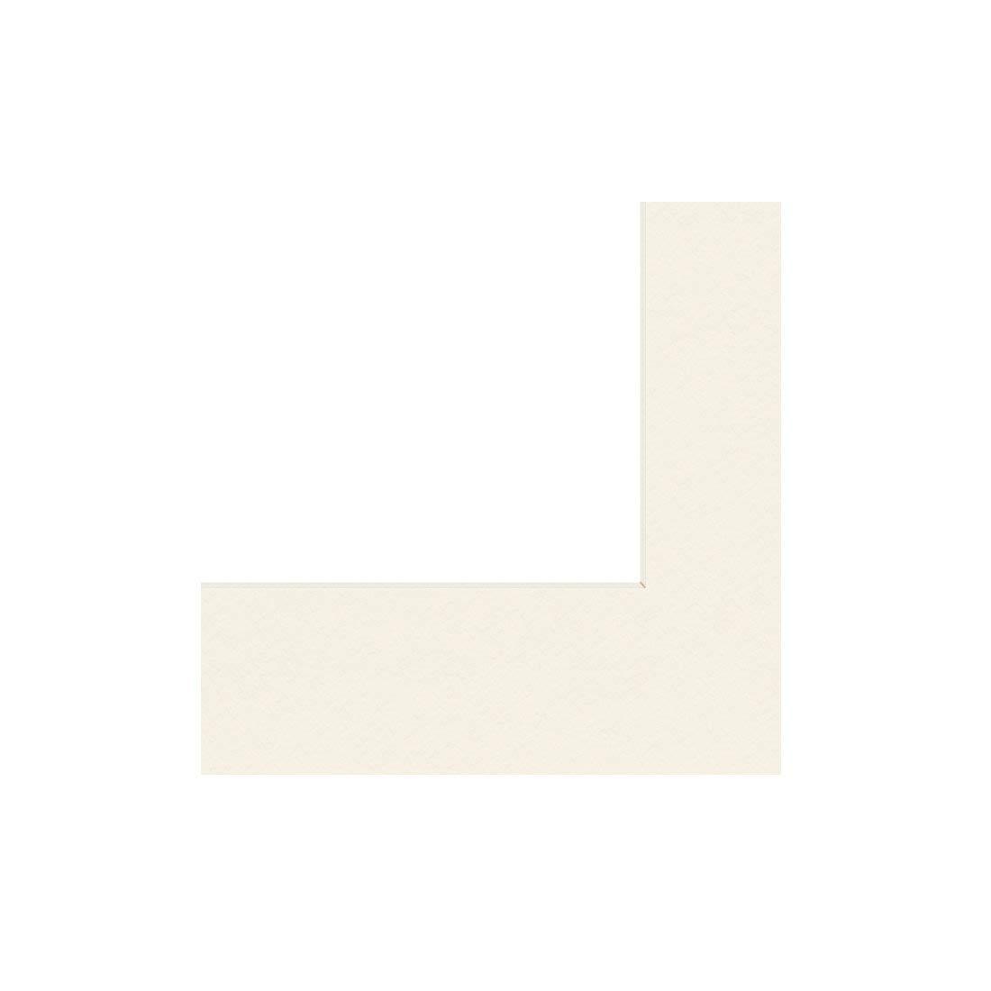 blanc neige Passe-partout Premium 30 x 40 num/érique 63232 Hama