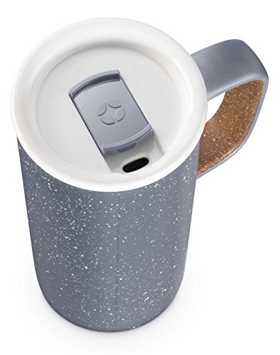 Buy travel coffee mug with handle