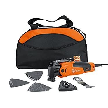 Fein FMM350QSL MultiMaster Start Q StarlockPlus Oscillating Multi-Tool with snap-fit accessory change