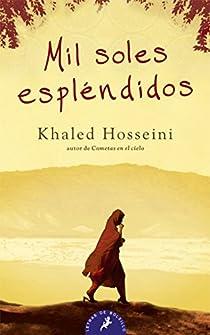 Mil soles espléndidos par Hosseini
