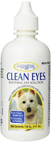 Gold Medal Pets Clean Eyes for Cats and Dogs, 4 oz. by Gold Medal Pets