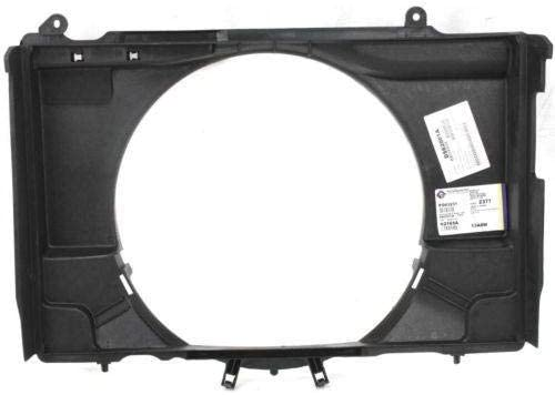 GoPartsfor 19982004 Nissan Xterra Engine Cooling Fan ShroudUpper24L L4 214763S502 NI3110111 Replacement 1999 2000 2001 2002 2003
