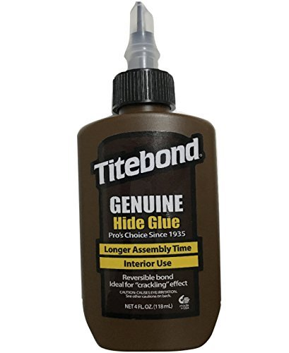 Titebond Genuine Hide Glue,4-Ounce