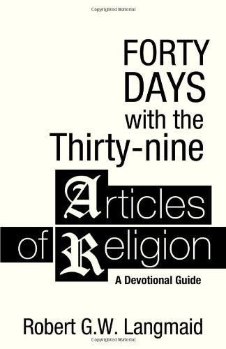 the 39 articles of religion - 2