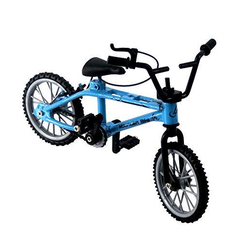 [해외]Rubyyouhe8 Models Toys&118 Diecast Mini Finger Mountain Bike Bicycle Crafts Desktop Decor Kids Toy Display Mold Miniature Toy Home Decor / Rubyyouhe8 Models Toys&118 Diecast Mini Finger Mountain Bike Bicycle Crafts Desktop Decor Ki...