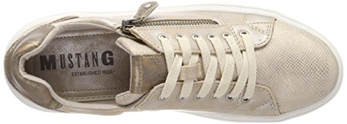 Or Mustang 304 699 gold Sneakers 1268 Basses Femme wPY7wq