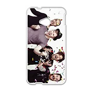Fall out boy HTC One M7 Cell Phone Case White I3613870