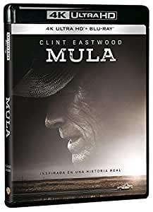 Mula 4k Uhd [Blu-ray]