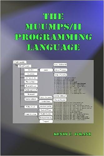 The Mumps II Programming Language Kevin C OKane 9781438246178