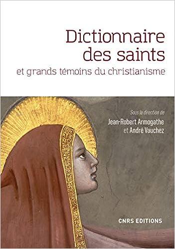 """Résultat de recherche d'images pour """"Dictionnaire des saints et grands témoins du christianisme"""""""