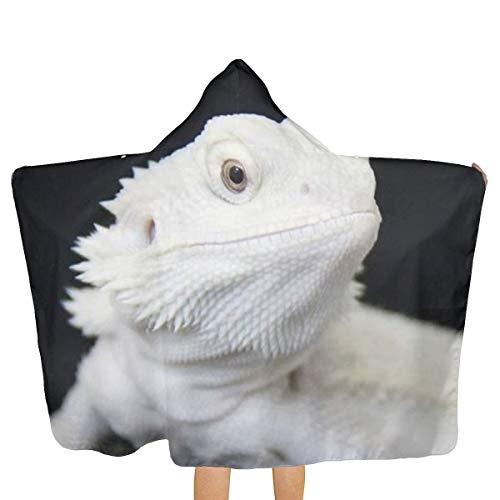 - DerdYoaa Cool Bearded Dragon Lizards Animal Hooded Towel for Bath/Pool/Beach Times Travel Towel for Girls/Boys/Kids/Toddlers/Teenagers 50.5 X 31.8 Inch
